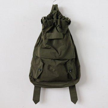 GARMENT DYE DAY BAG #khaki