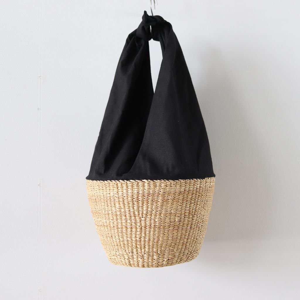 BASKET ONE HANDLE #NATURAL [D057141BB004]