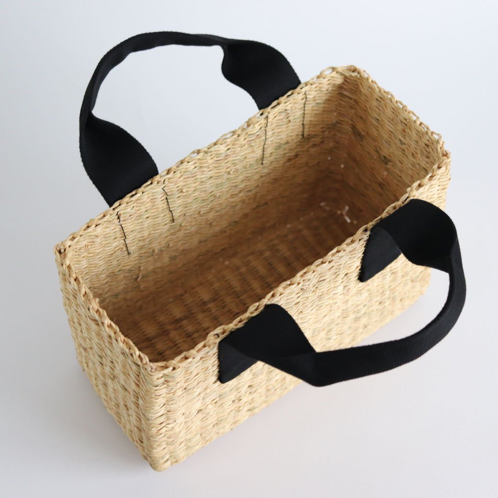 BASKET SQUARE #NATURAL [D057161BB009]