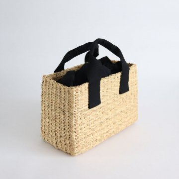 BASKET SQUARE #NATURAL [D057161BB009] _ Muun | ムーニュ