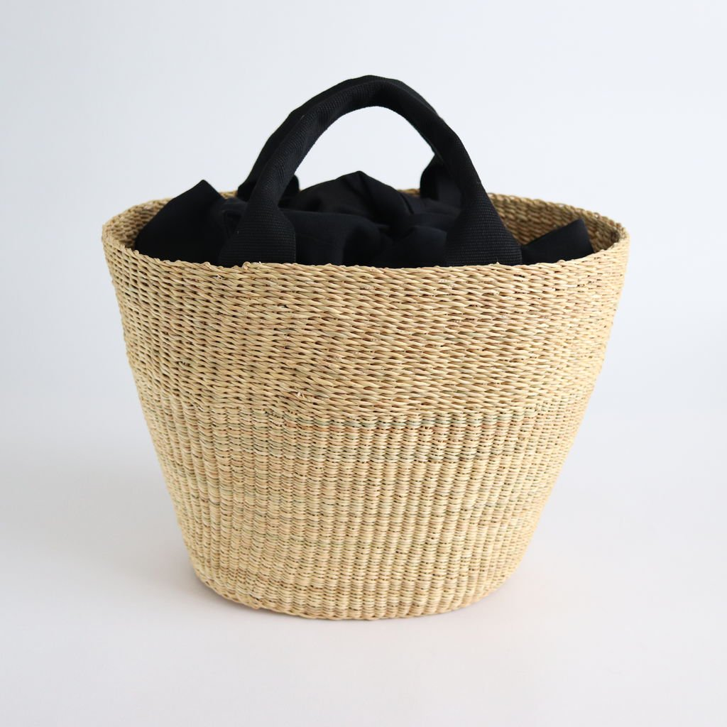 MINHO BASKET #NATURAL [D057181BB011]
