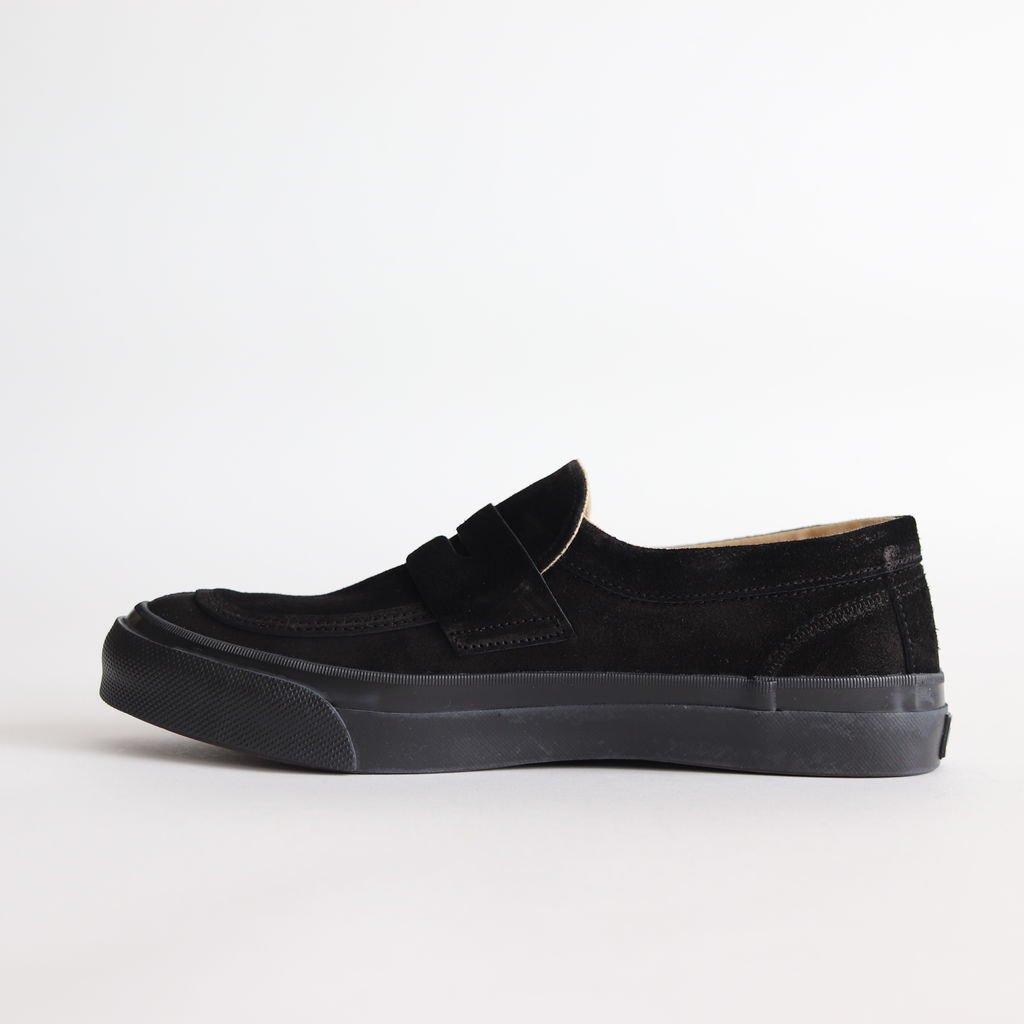 COMFY LOAFERS #BLACK [PRAS-CF04-001]