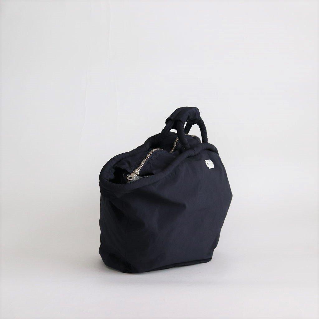 GARMENT DYE MARCHE BAG #NAVY [no.3365]
