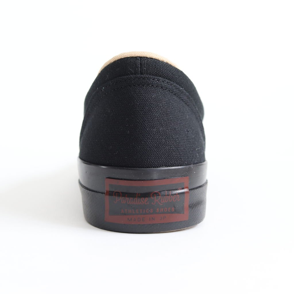 SHELLCAP MOULD SLIP-ON #KURO/BLACK [PRAS-06-002]