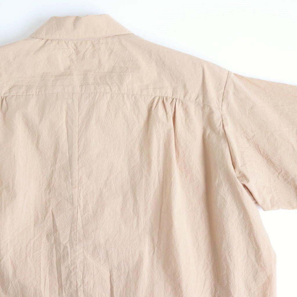 パドルシャツ #BEIGE [19-305]