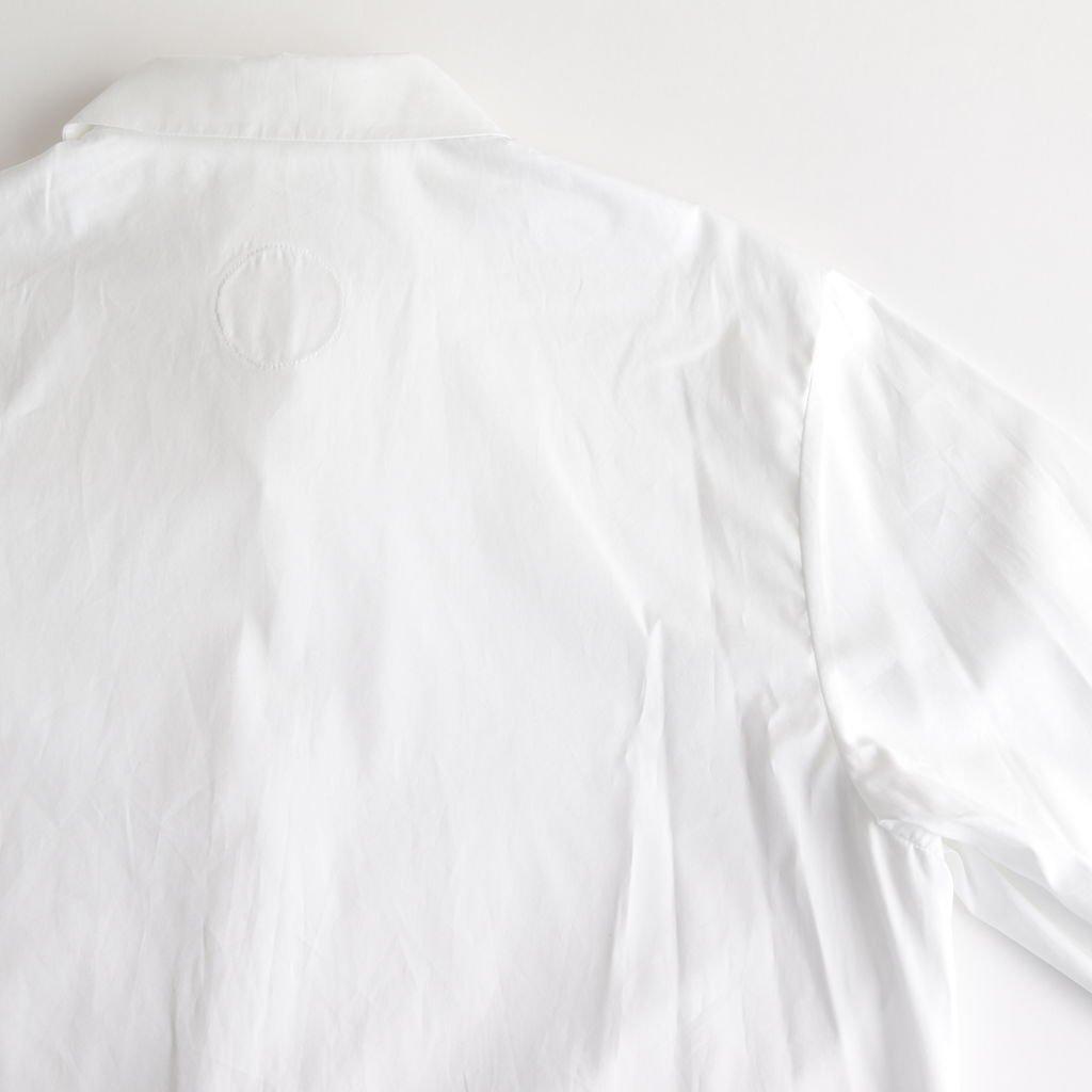 ARNDT COTTON SHIRTS #WHITE [A232191TS356]
