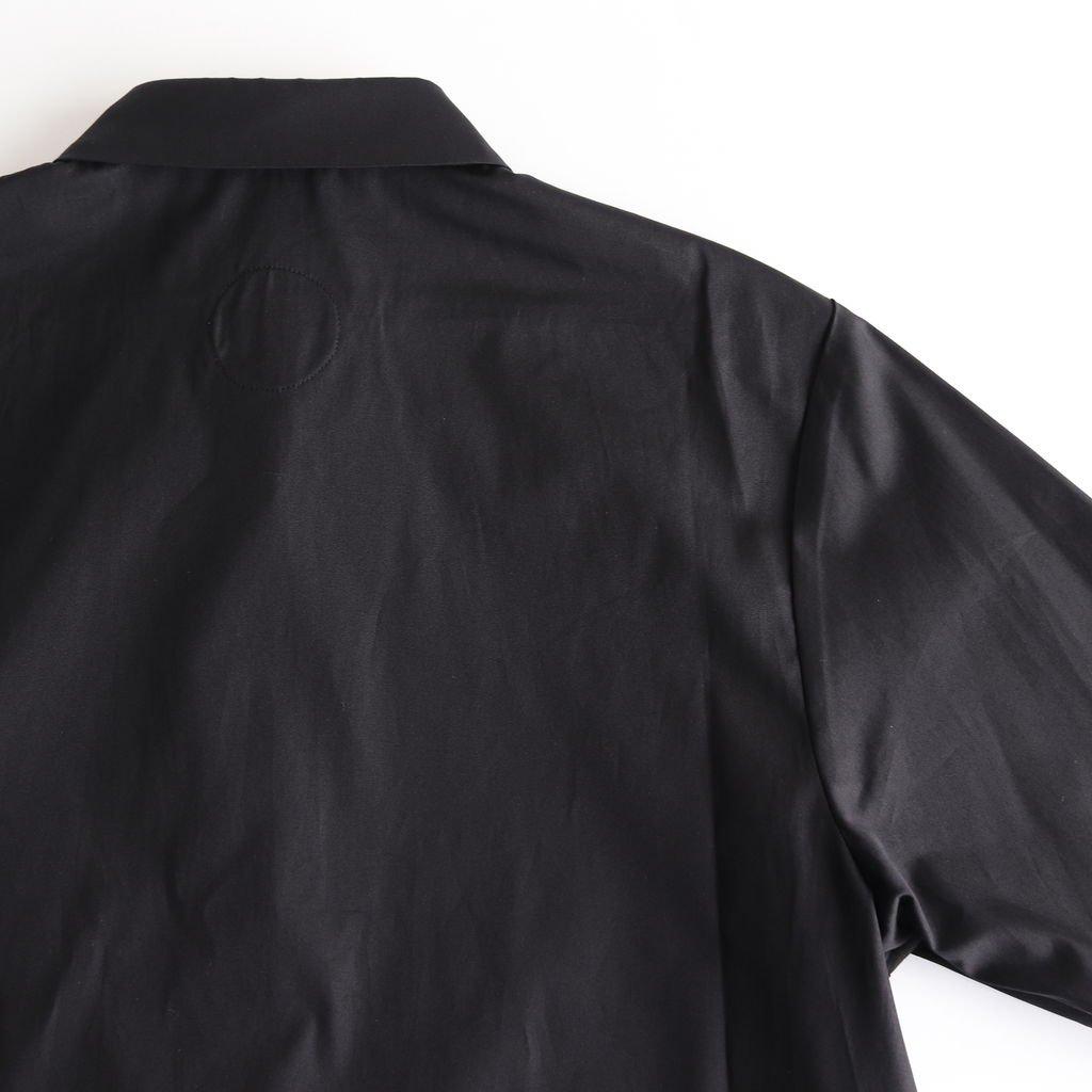 ARNDT COTTON SHIRTS #BLACK [A232191TS356]