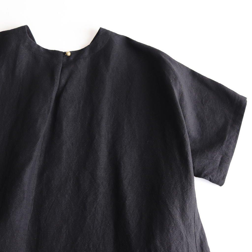 カルモワンピース #BLACK [19-212]