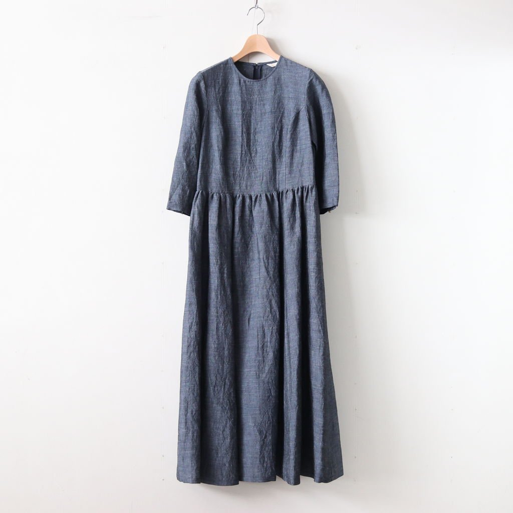 ヘンズドレス #CHAMBRAY BLUE [19-211]
