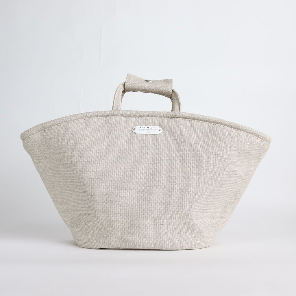 MARCHE BAG LARGE #FLAX [no.809]