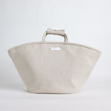 MARCHE BAG LARGE #FLAX [no.809] _ R&D.M.Co- OLDMAN'S TAILOR | オールドマンズテーラー