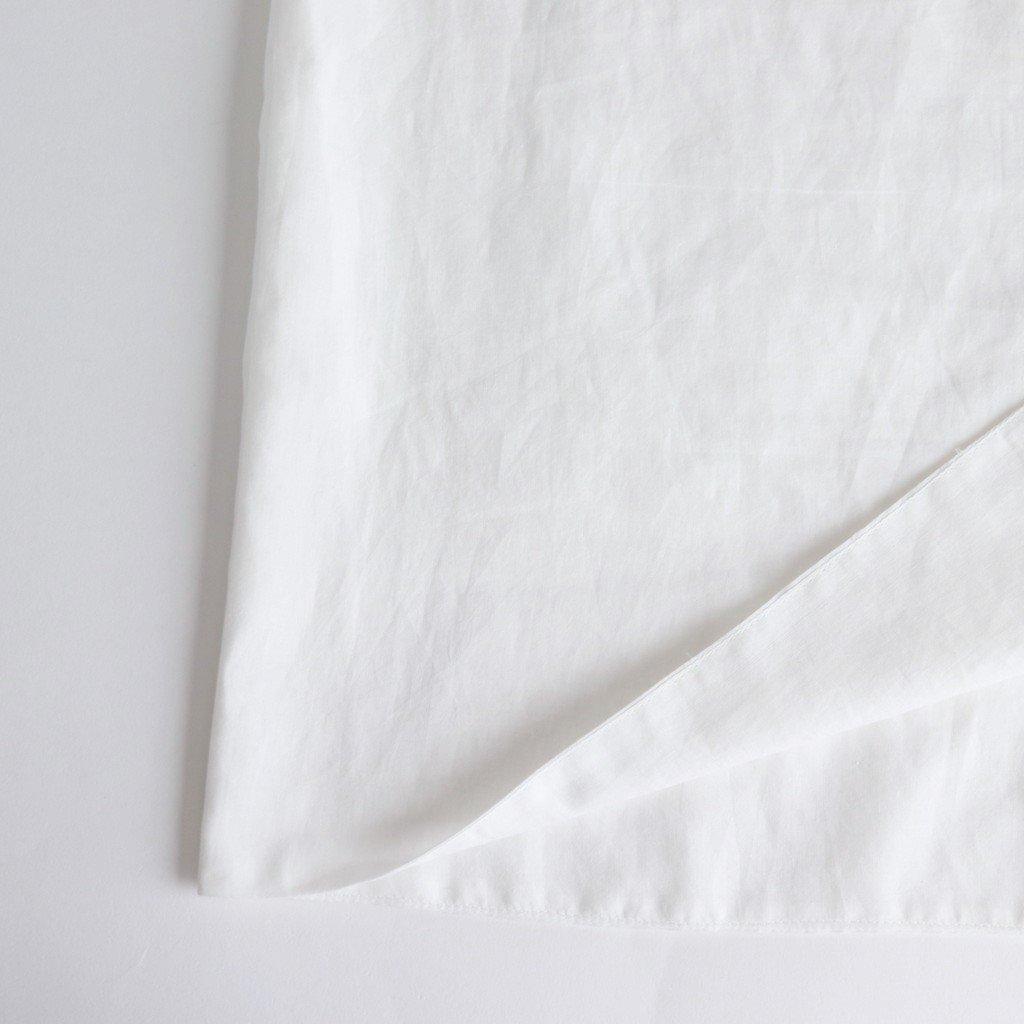 STUCK COTTON SHIRTS #WHITE [A232191TS351]