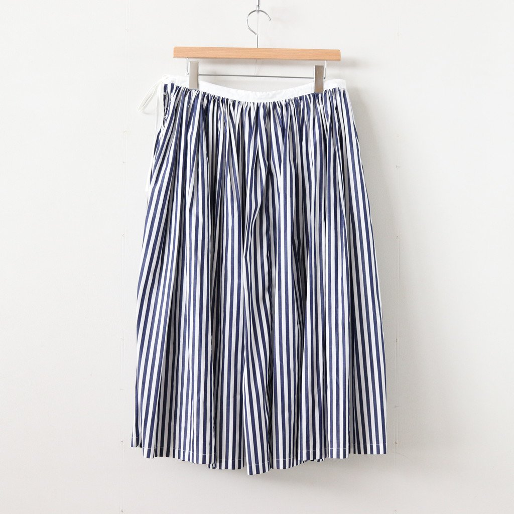 H/T CLERIC SKIRT #LONDON STRIPE [no.3622]