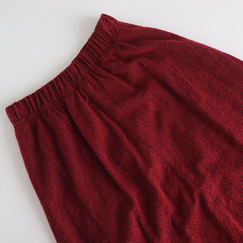 イールズスカート #RED [19-650]