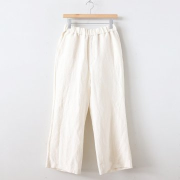 C/L JACQUARD STRING PANTS #IVORY [no.3731] _ R&D.M.Co- OLDMAN'S TAILOR | オールドマンズテーラー