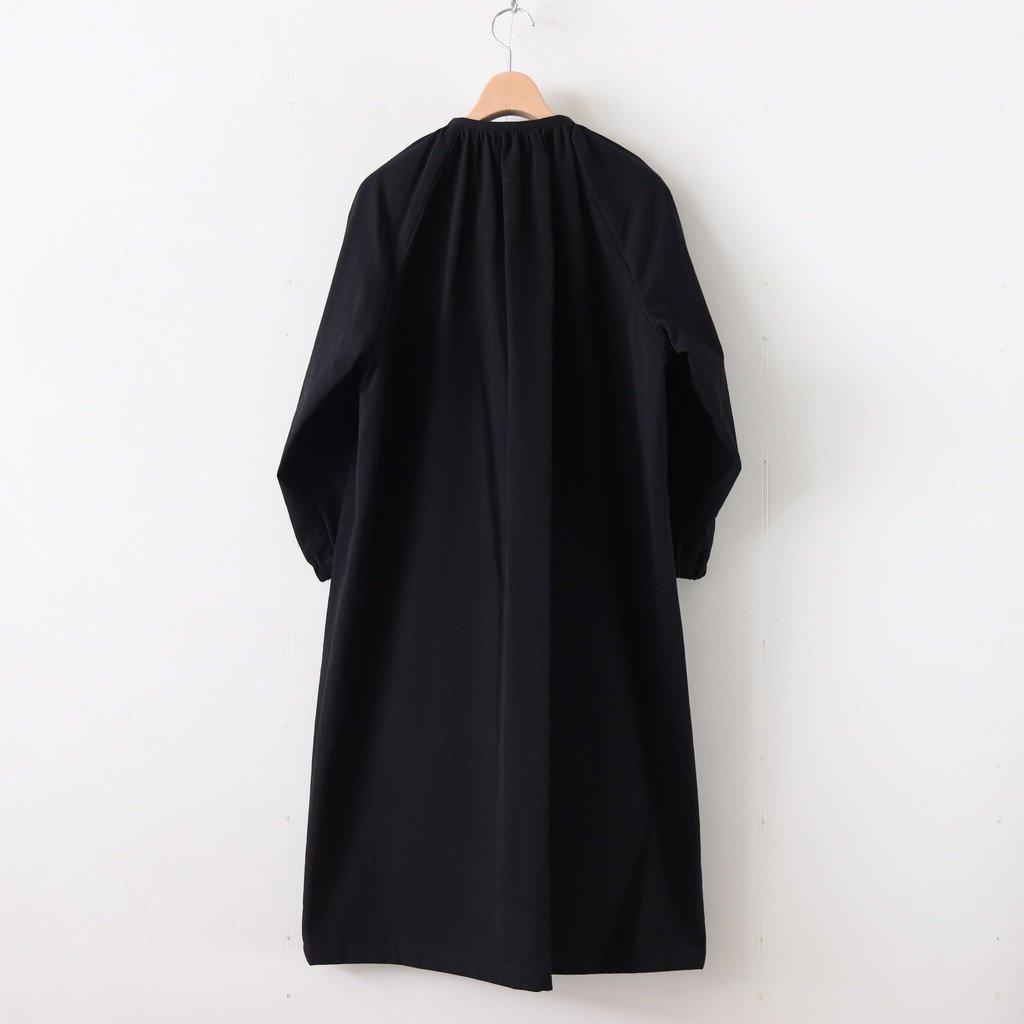 ROUSSEAU COTTON #BLACK [A232121TS051]
