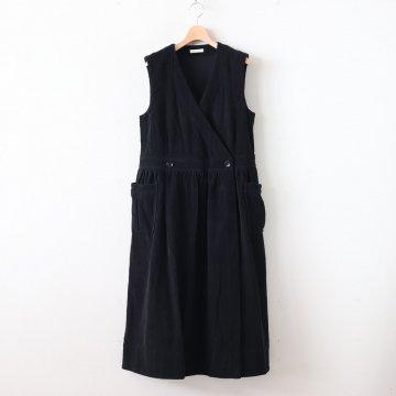 コーデュロイジャンパースカート #BLACK [192-569] _ koton | コトン
