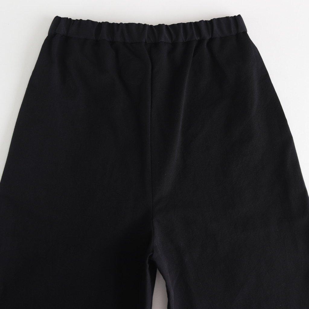 PARROT COTTON PANTS #BLACK [A232131PP085]