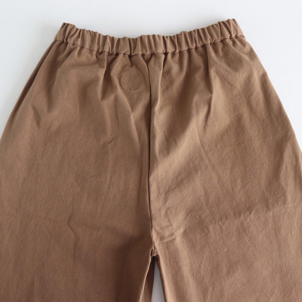 PEYTON COTTON PANTS #KHAKI [A232161PP220]