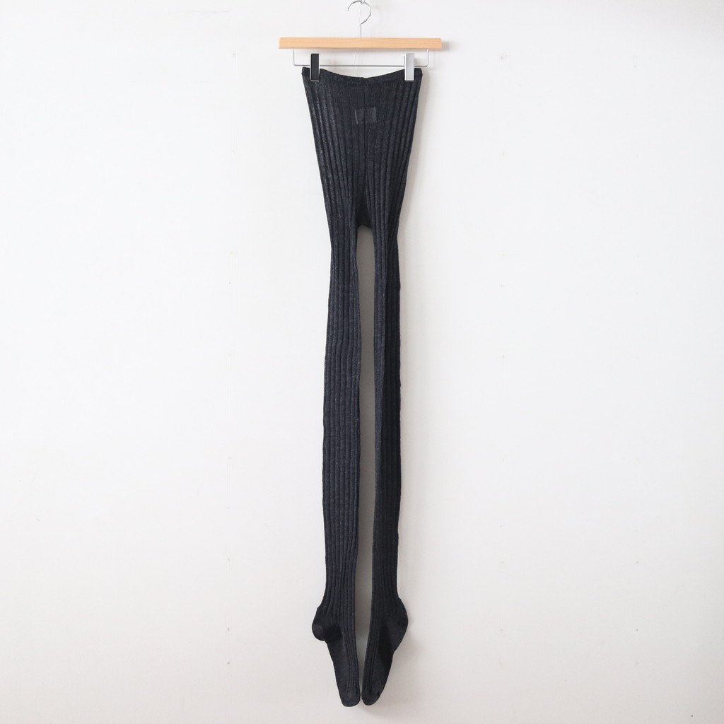 LOOSE FIT TIGHTS #CHARCOAL [no.3817]