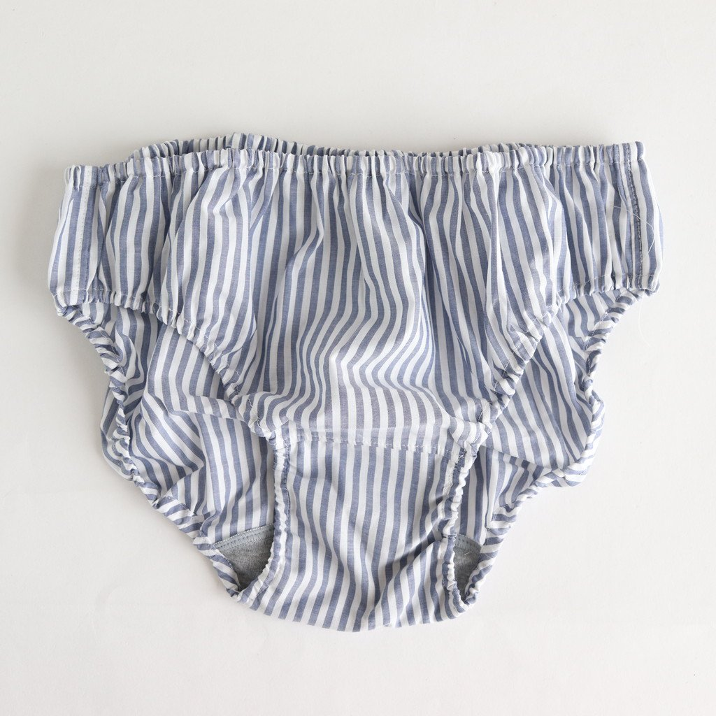 PANTS #NO.1 NAVY STRIPE