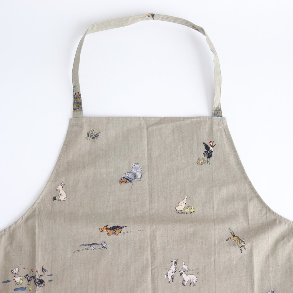 FARMERS FAMILY APRON #LAUREL [no.3954]