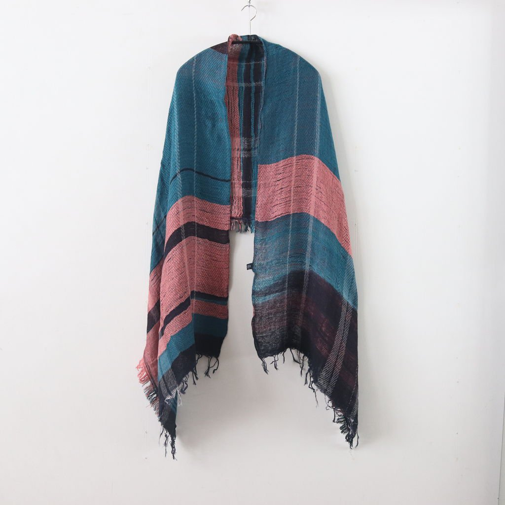 MOCOTTON SHAWL MIDDLE COTTON100% #ONLY ONE [20A028]