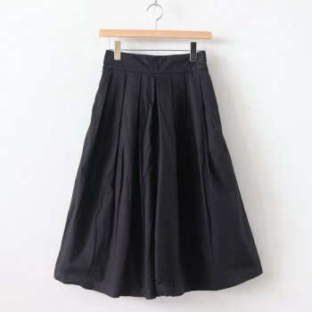 CULOTTES 40 COMBED TWILL #BLACK [A21501] _ HARVESTY | ハーベスティ