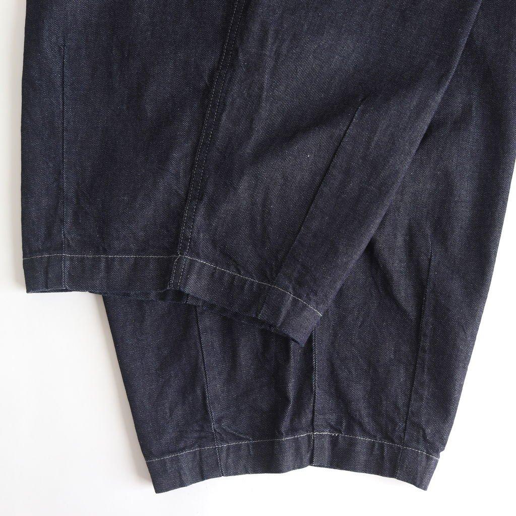 CIRCUS PANTS 10oz DENIM #ONE-WASH [A11801]