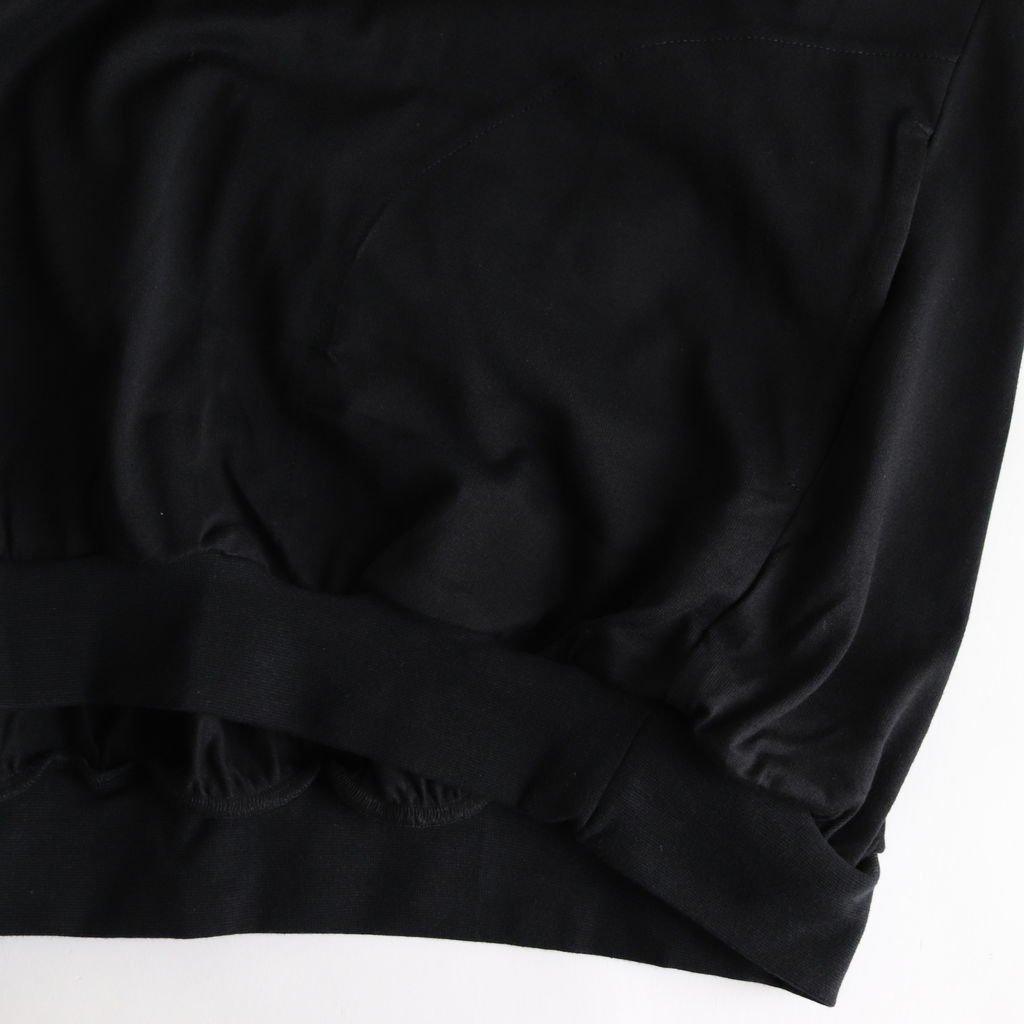 FAT SLEEVES PULLOVER #BLACK [A52001]