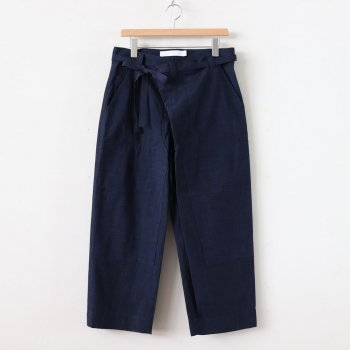 SEEDING PANTS - PEASANT CLOTH #NAVY [TR-46-201504] _ ASEEDONCLOUD | アシードンクラウド