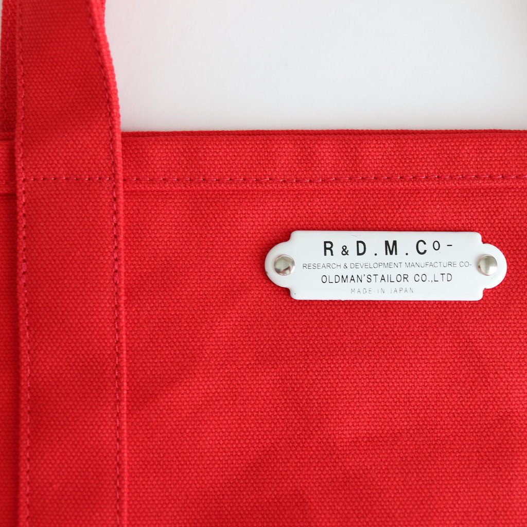 TOTE BAG TALL #RED [no.3198]