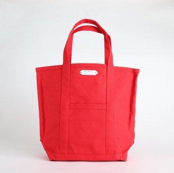TOTE BAG TALL #RED [no.3198] _ R&D.M.Co- OLDMAN'S TAILOR | オールドマンズテーラー