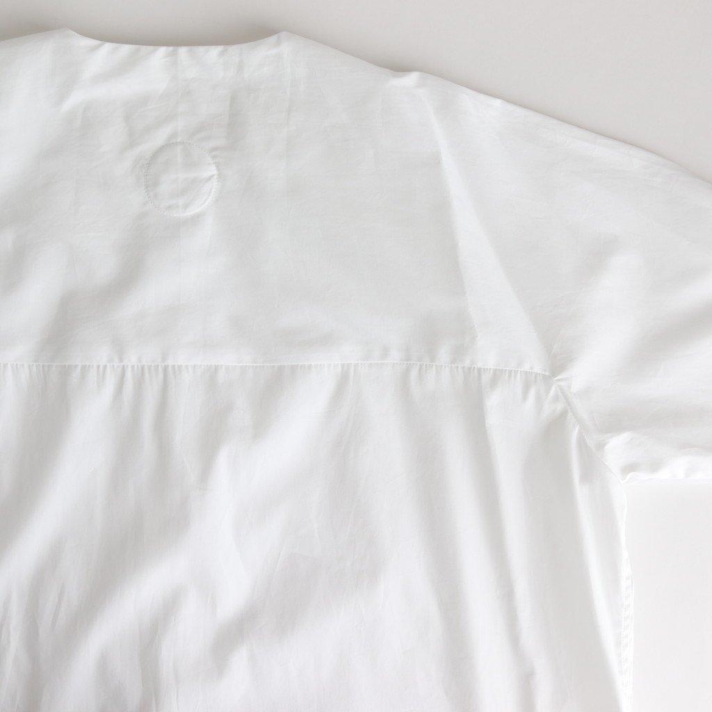 KRESS COTTON SHIRTS #WHITE [A232201TS407]