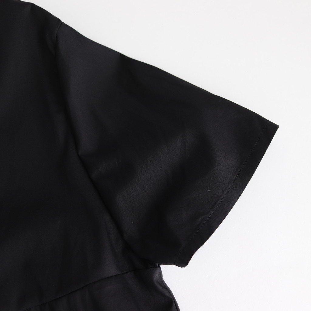 MARTINU COTTON OP #BLACK [A232201TD408]