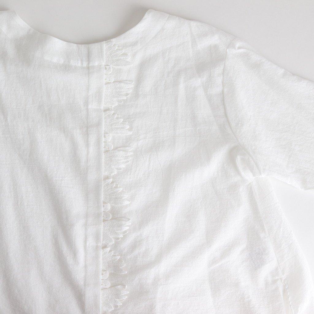 DUET/SWAN TALE BL #WHITE [20SS1022-3]