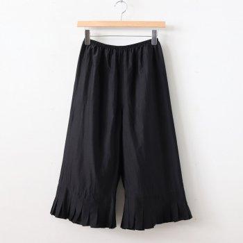 フルッターパンツ #BLACK [20-505] _ susuri | ススリ