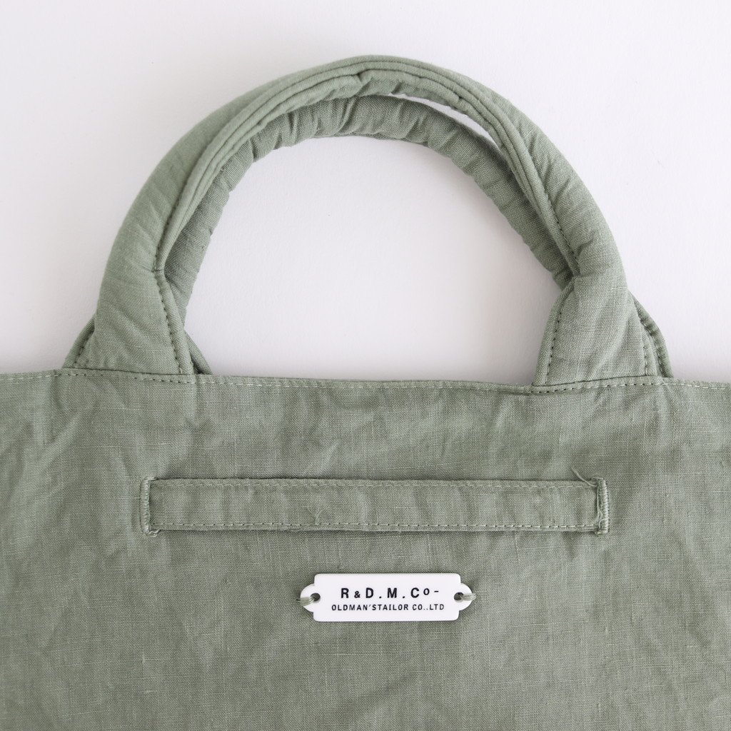 DRAWSTRING BAG #OLIVE [no.4181]