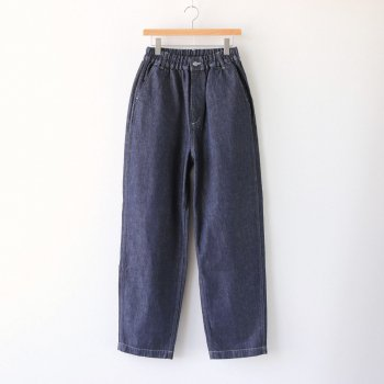 DENIM LOOSE TROUSERS #INDIGO ONE WASH [A12012] _ HARVESTY | ハーベスティ