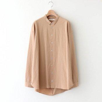 ヘムレンシャツ #DRY CORN [20-355] _ susuri | ススリ