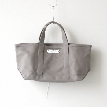 TOTE BAG S #GRAY [no.011] _ R&D.M.Co- OLDMAN'S TAILOR | オールドマンズテーラー