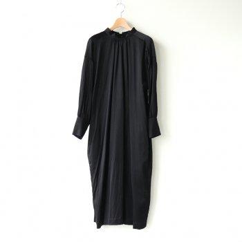 夜一夜のBACK RIBBON DRESS #ブラック [TLF-121-op009-H] _ the last flower of the afternoon | ザラストフラワーオブジアフタヌーン