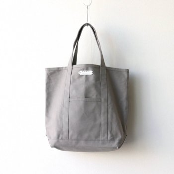 TOTE BAG TALL #GRAY [no.3198] _ R&D.M.Co- OLDMAN'S TAILOR | オールドマンズテーラー