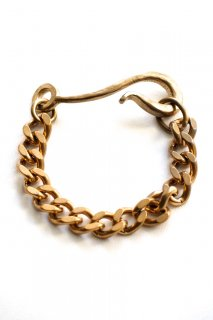 LHN JEWELRY  Large Hook Chain Bracelet<img class='new_mark_img2' src='//img.shop-pro.jp/img/new/icons43.gif' style='border:none;display:inline;margin:0px;padding:0px;width:auto;' />