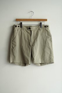 Corridor Khaki Sanded Shorts<img class='new_mark_img2' src='//img.shop-pro.jp/img/new/icons16.gif' style='border:none;display:inline;margin:0px;padding:0px;width:auto;' />