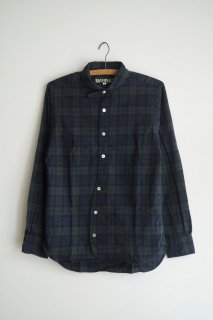 HAVERSACK Round Collar Shirt