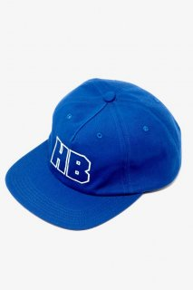 HOTEL BLUE HB STRAPBACK CAP<img class='new_mark_img2' src='//img.shop-pro.jp/img/new/icons1.gif' style='border:none;display:inline;margin:0px;padding:0px;width:auto;' />