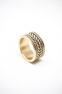 LHN JEWELRY Rope Band Ring
