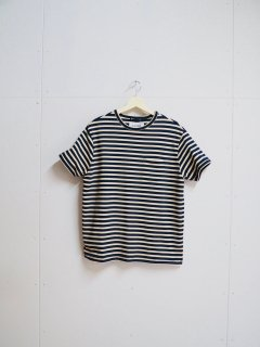 Corridor Navy Stripe T-Shirt