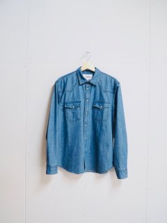 Corridor Denim Washed Western